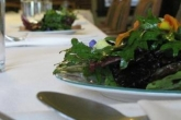 Salad from Trout River Catering